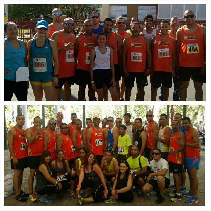 juncos runners