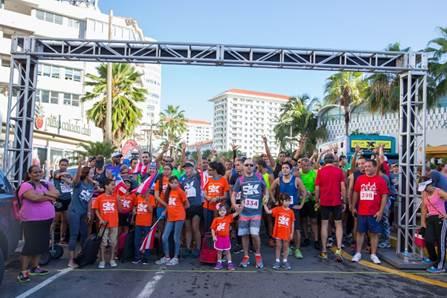5k Que nadie se quede sin comer / correr @ San Juan    San Juan   San Juan   Puerto Rico